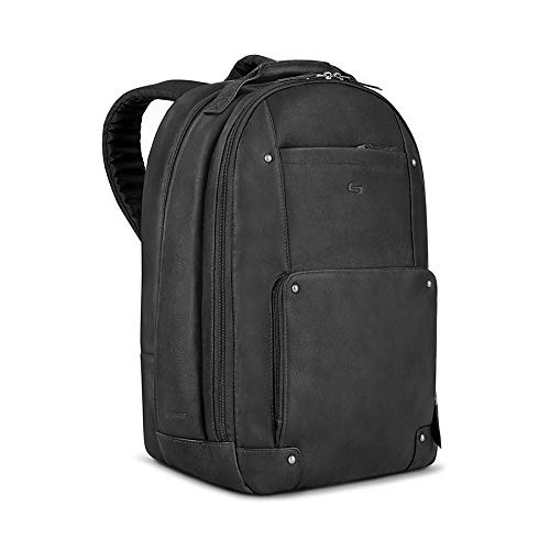 Solo Reade Mens Leather Backpack