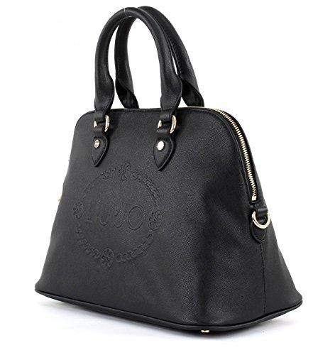 Shopping Bag Liu.jo M Corallo Nero