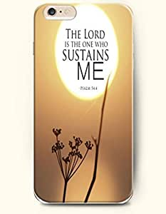 Case Cover For HTC One M8 Hard Case **NEW** Case with the Design of The Lord is the one who sustians me Psalm 54:4 - Case for iPhone Case Cover For HTC One M8 (2014) Verizon, AT&T Sprint, T-mobile