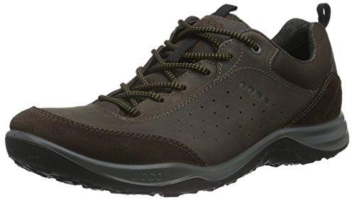 Multisport Chaussures Moka pour plein air hommes ECCO brun de noir Espinho Café58500 rCfqtnTrw