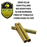 Lucky Eagle Natural Pre Wrap Palm Leaf 25 Rolls