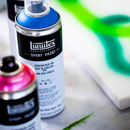 Peinture Liquitex Jaune Professional Pourpre Aérosol Moyen Cadmium 1 Acrylique 400 Imitation Ml De Brillant rqrax5B