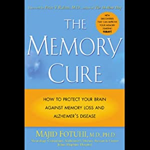 The Memory Cure Hörbuch