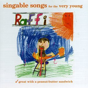 Singable Songs For The Very Young: Great With A Peanut-Butter Sandwich by Uni/Rounder