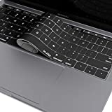 Kuzy - MacBook Pro Keyboard Cover with Touch Bar