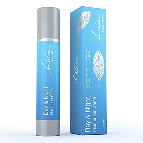 Best Face Moisturizer For Oily Skin – Rapid Absorbing Facial Moisturizer For Face, Facial Cream With Silky Feel - For Oily Skin Face Cream For Women – Organic Ocean Minerals, Aloe Vera, ()