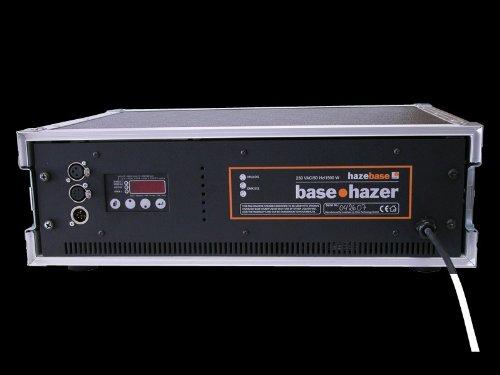 HazeBase Base Hazer Pro - 1200 Watt Quite DMX Water Based Hazer Machine