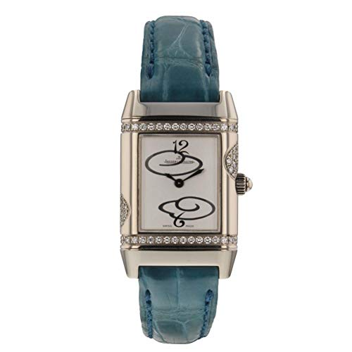 (Jaeger LeCoultre Reverso Quartz Female Watch 265.34.09 (Certified Pre-Owned))