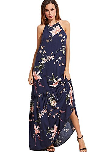 Floerns Womens Loose Summer Floral product image