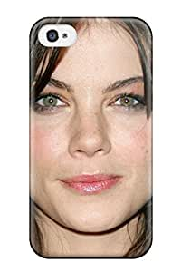 Excellent Design Michelle Monaghan 6 Face Head Smile Eyes Lips Black Hair Mission Impossible People Women Phone Case For Iphone 4/4s Premium Tpu Case