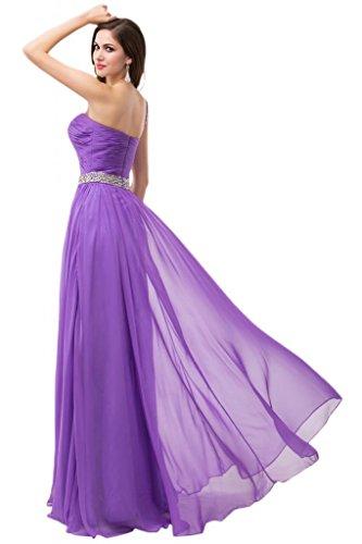 sunvary sin mangas una línea beidesmaid vestidos de fiesta con appliques de largo azul marino oscuro