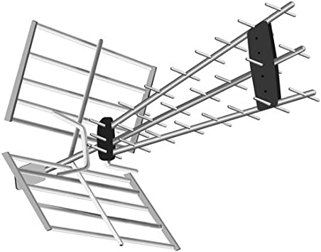 TM Electron TMANT100 - Antena de Exterior preparada TDT ...
