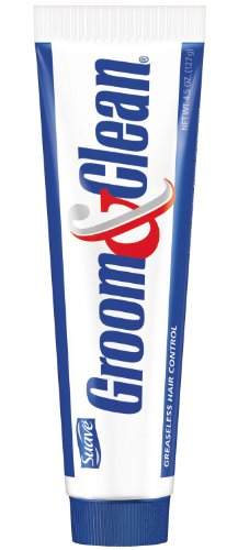 Suave Groom and Clean Cream, Hair Control 4.5 Ounce Pack of 6