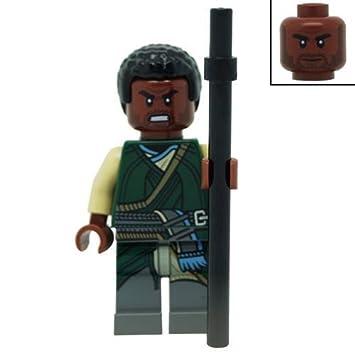New Genuine LEGO Doctor Strange Minifig Marvel Super Heroes 76060