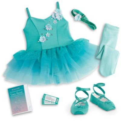 American Girl - Ombre Ballet Outfit for 18-inch Dolls - Truly Me 2016