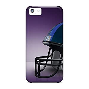 Anti-scratch And Shatterproof Baltimore Ravens Phone Case For ipod touch4/ High Quality Tpu Case