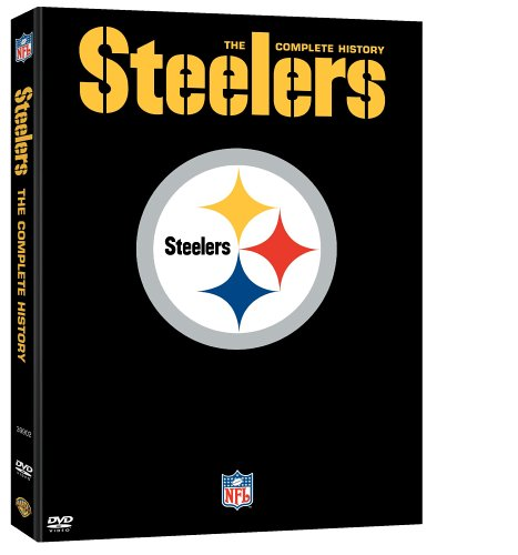 Pittsburgh Steelers: The Complete History by Warner Manufacturing