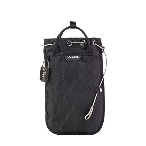 PacSafe Travelsafe GII 3 Liter Portable Safe (Black)