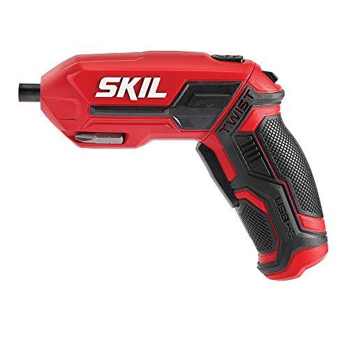 SKIL 4V Pivot Grip Rechargeable Cordless Screwdriver - SD561802