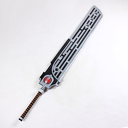 Mtxc The Legend of Heroes: Trails of Cold Steel III Cosplay Agate Sword & Scabbard Sliver