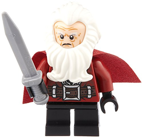 Lego Hobbit Balin the Dwarf Minifigure