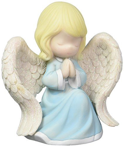 - Precious Moments Praying Angel Music Box Resin 163110