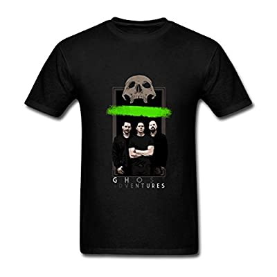 Foxgax Men's Ghost Adventures Tv Poster T shirts