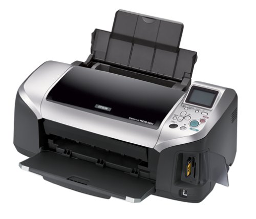 - Epson Stylus Photo R300 Inkjet Printer