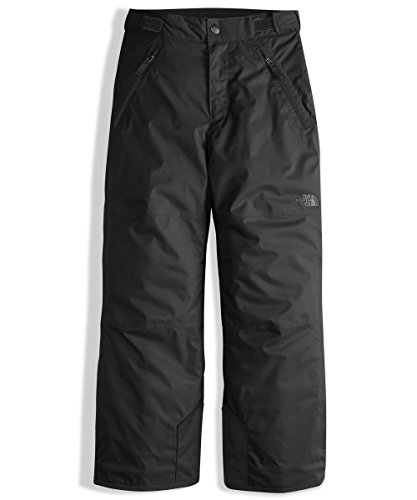 The North Face Big Boys' Freedom Pants (Sizes 8 - 20) - black, s/7-8