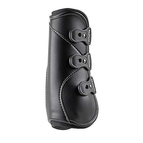 EquiFit D-Teq Boots Front Large Black