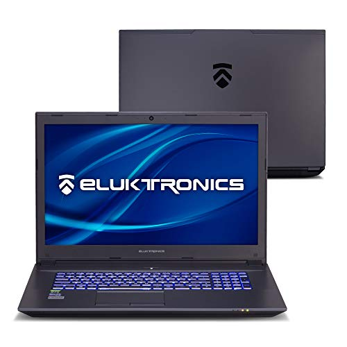 Eluktronics N970TF Desktop Powered CPU Gaming Laptop - NVIDIA GeForce