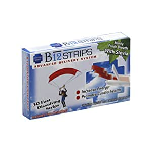 Essential Source B12 Strips, 30 Count