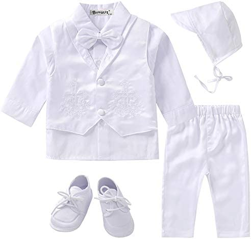 Baby Boy Christening Baptism Wedding Smart Suit Outfit Grey 0 3 6 9 12 18 24 m