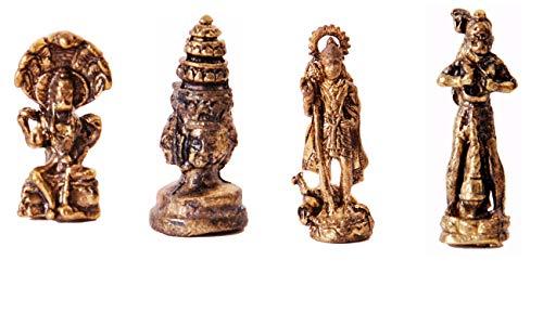 1803 Sri Venilals Hindu God Kartikey Statue Standing Kartikey Idol small gift Item