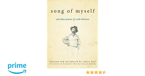 Song of Myself and Other Poems