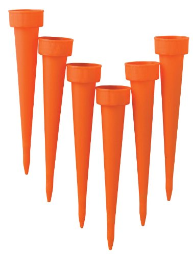 Master Craft Plant Watering Spikes, Set of 6