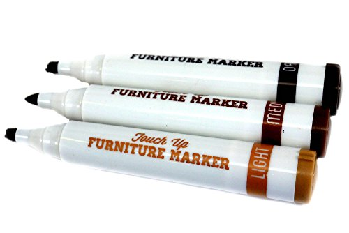 Good Living Furniture Touch-Up Markers Set of 3 - Pack of 1 by Good Living (Image #2)
