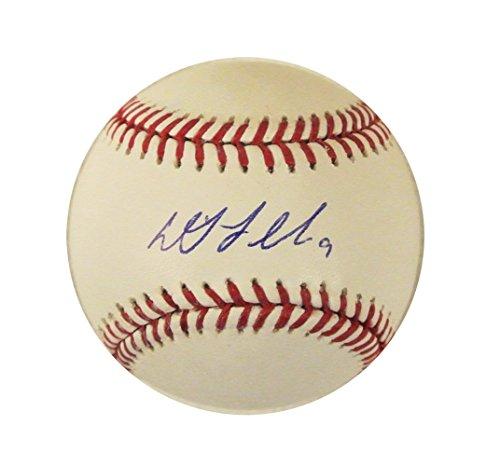 D.J. LeMahieu Autographed Signed MLB Baseball