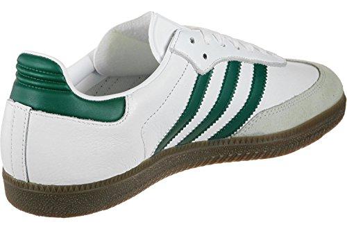 Gracla Blanc Fitness 000 OG Veruni Ftwbla de Chaussures Homme adidas Samba zx7fwSqw1