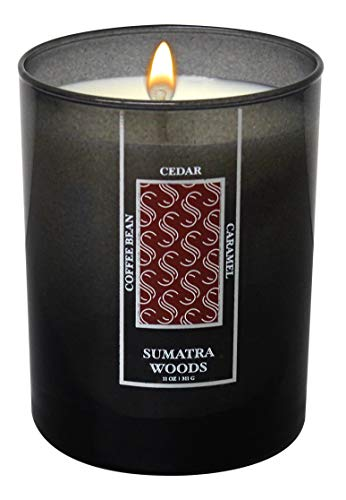 Scentsational Masculine Aromatherapy Essential Oil And Soy Gentlemen Collection (Sumatra Woods)