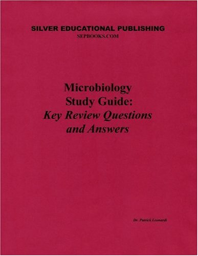 Microbiology Study Guide: Key Review Questions and Answers