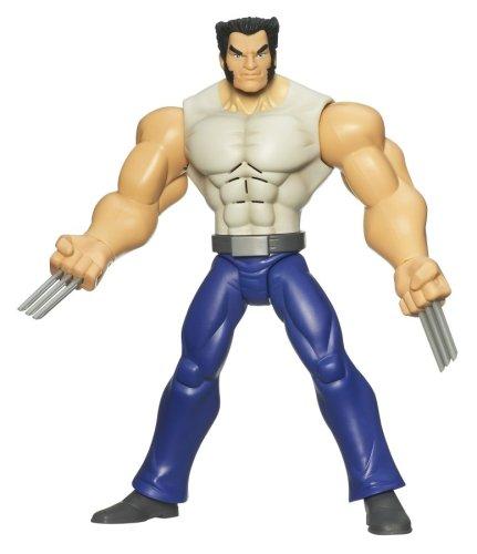 Wolverine Electronic Slashing Action Figure