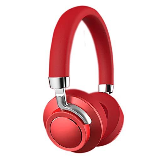 Auriculares Bluetooth, auriculares inalámbricos estéreo de alta fidelidad, orejeras protectoras de la memoria plegables,...