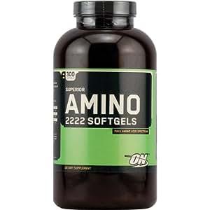Optimum Nutrition Superi Original Amino 2222 Softgels - 300 Softgels
