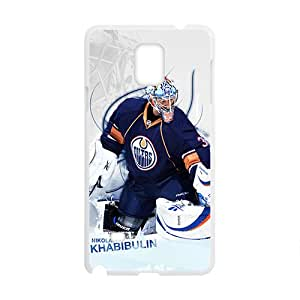 SANLSI Sport Nxl Xokkeist Phone Case for Samsung Galaxy Note4