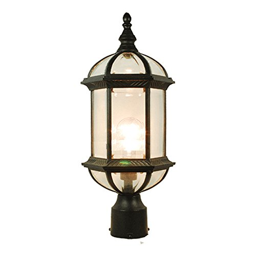 Remove Old Outdoor Light Fixture