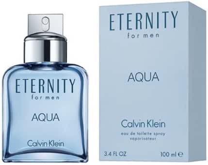 Eternity Aqua Eau De Toilette Spray 100ml/3.4oz by Eternity Aqua