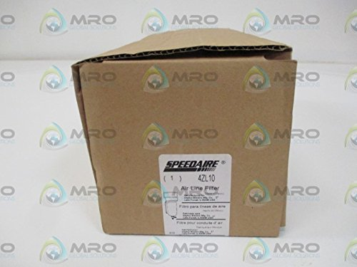 SPEEDAIRE 4ZL10 AIR FILTER *NEW IN A BOX* by Speedaire