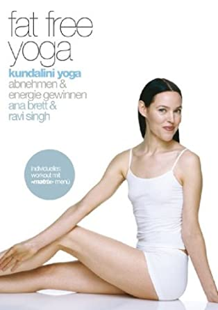 Fat Free Yoga - Kundalini Yoga [Alemania] [DVD]: Amazon.es ...