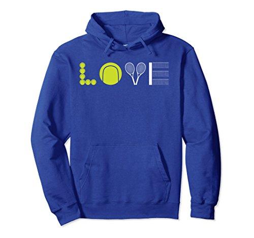 oodie Medium Royal Blue (Tennis Adult Sweatshirt)